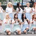 Red Velvet,NC.A, HALO, 宇宙少女、ミュージックバンク出勤