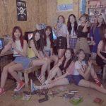 PRISTIN、2nd Mini Album「SCHXXL OUT」 JACKET BEHIND SCENE