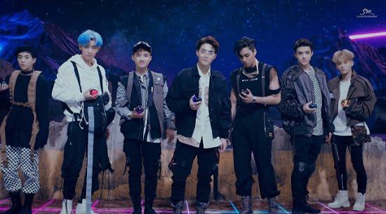 EXO、『Power』フルM/V動画
