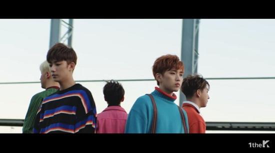 B1A4、『Rollin'』フルM/V動画