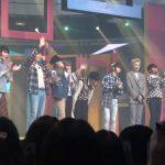 新人ボーイズグループIN2IT 『AMAZING』Debut Stage Behind