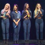 EXID、アルバム「Full Moon」showcase