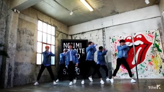 BLACK6IX、 『Like a Flower(Choreography Ver.)』フルM/V動画