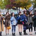 EXID, SEVENTEEN, SONAMOO, BlockB, MONSTA X, gugudan, TWICE、ミュージックバンク出勤