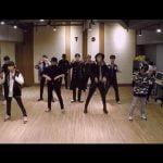 B.A.P、 『HANDS UP』Dance Practice