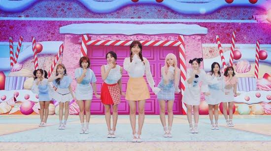 TWICE 『Candy Pop』フルM/V動画