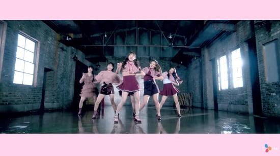 新人ガールズグループSHA SHA、『You & Me』フルM/V動画