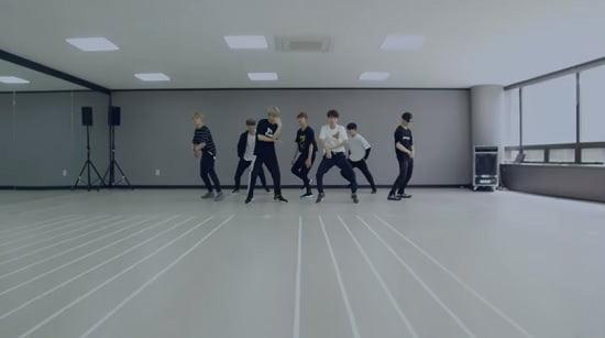 NCT DREAM、 『GO』Dance Practice