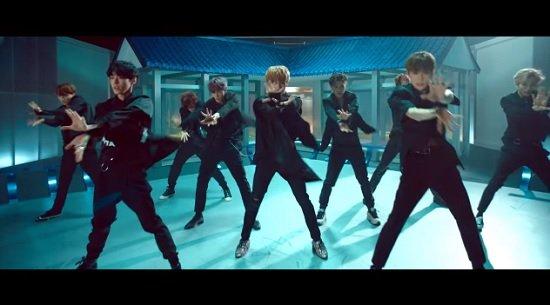 NCT 127、日本デビューアルバム『Chain』フルM/V動画