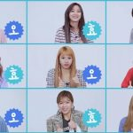 TWICEの「ASK IN A BOX」動画