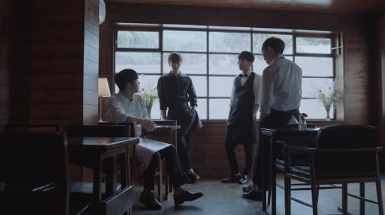BTOB-BLUE、『When it rains』フルM/V動画