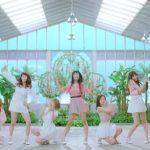 日中韓ガールズグループNATURE、 『Allegro Cantabile』フルM/V動画