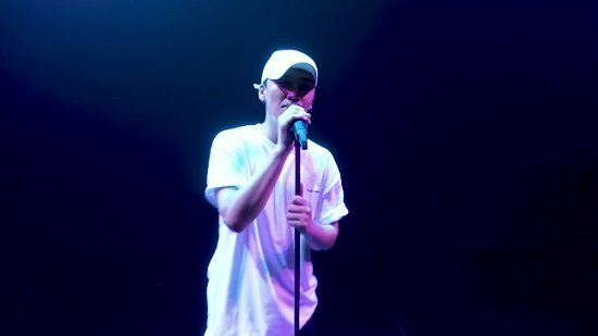 BIGBANGのV.I、『GOOD LUCK TO YOU』Rehearsal