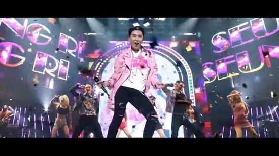 BIGBANGのV.I、「THANK YOU, GREAT FANS IN SEOUL」