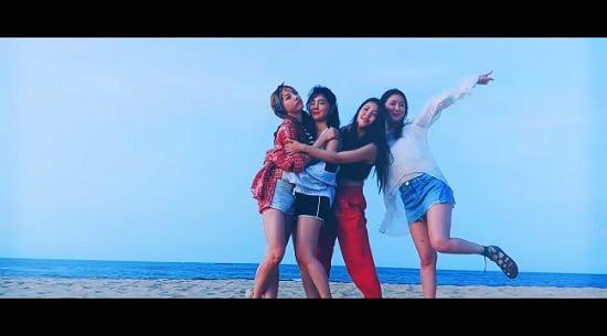 Brave Girls 新曲『Rollin'』フルM/V動画(New Version)