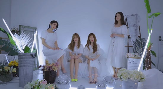 Nine Muses、『To. MINE』Special Clip