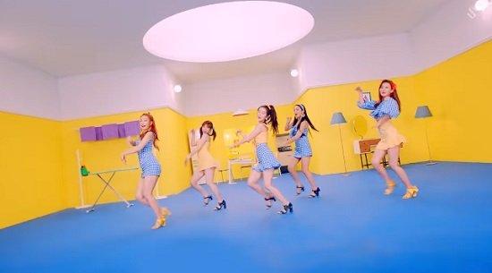 Red Velvet 『Power Up』Performance Ver.