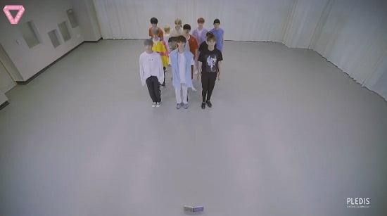 SEVENTEEN 『Oh My!』Dance Practice Rearview Ver.