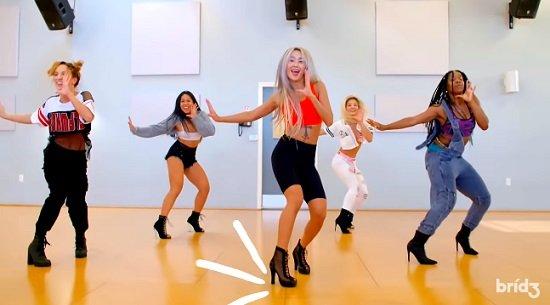 ヒョウリン 『BAE』Dance practice