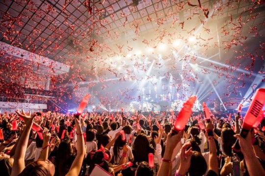iKON、日本単独ツアーが福岡でスタート!