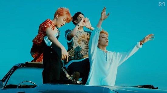 NCT DREAM、『We Go Up』ティーザーM/V動画