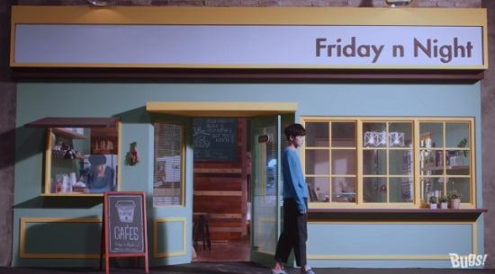 元JBJのキム・ヨングク 『Friday n Night』フルM/V動画
