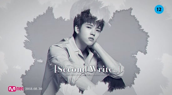 INFINITEウヒョン 2ndミニアルバム「Second Write..」Album Preview