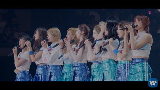 TWICE 『Be as ONE』Document Video
