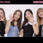 BLACKPINK、ソウルコンサート「IN YOUR AREA」予告映像(MESSAGE VIDEO)