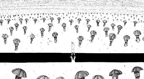 防弾少年団のRM 『forever rain』フルM/V動画