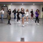 IZ*ONE 『La Vie en Rose』Dance Practice