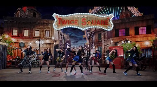 TWICE 『YES or YES』フルM/V動画