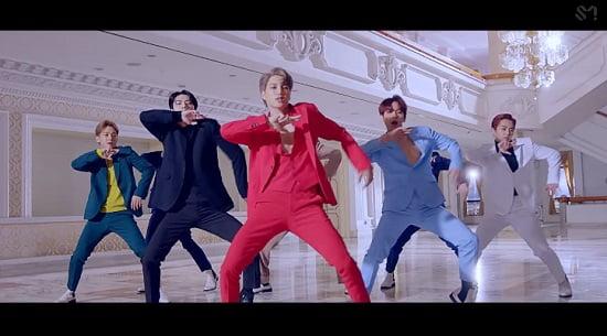 EXO、『Love Shot』フルM/V動画