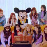 宇宙少女&Mickey、『It's A Good Time』フルM/V動画