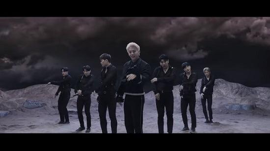 BTOBミンヒョク ソロ曲『YA』フルM/V動画