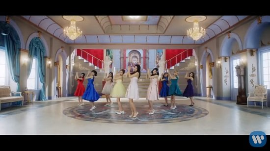 TWICE 『What is Love? -Japanese ver.-』フルM/V動画
