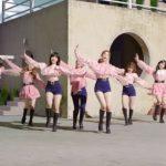 公園少女 2ndミニアルバム『Pinky Star(RUN)』M/V公開