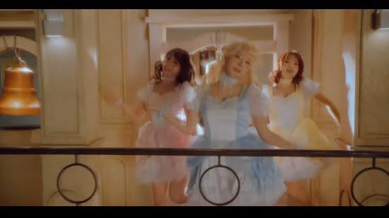 Pink FantasyのユニットSHY 新曲『12 o'clock』M/V公開