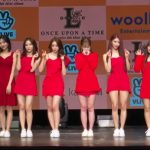 LOVELYZ 6thミニアルバム「ONCE UPON A TIME」ショーケースを開催