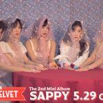Red Velvet 日本2ndミニアルバム「SAPPY」予告映像公開