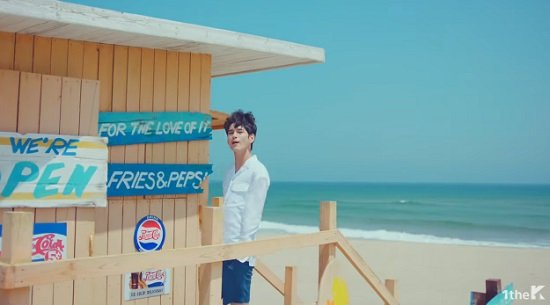 Wanna One出身オン・ソンウ 『Heart Sign』M/V公開