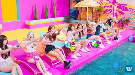 TWICE 日本シングル『HAPPY HAPPY』M/V公開