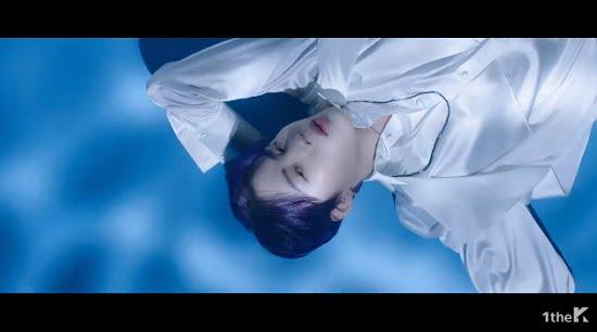 Wanna One出身ハ・ソンウン 『BLUE』/V公開