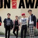IN2IT 初の日本語曲「Run Away」が8月14日リリース