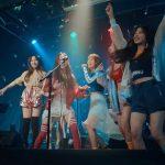 元AKB48 高橋朱里所属新人ガールズグループRocket Punch 、予告映像を公開
