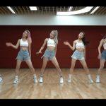 ITZY 『ICY』ダンス映像公開