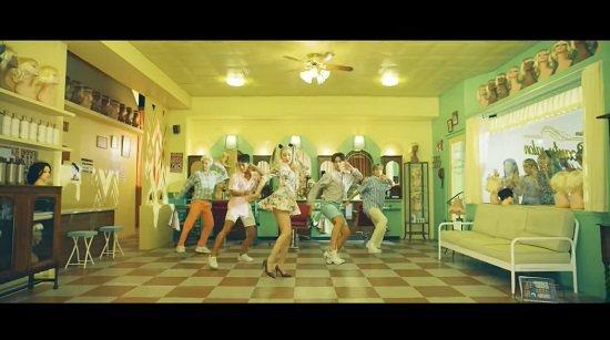 元Wonder Girlsソンミ、『LALALAY』フルM/V動画