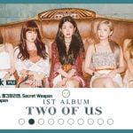LABOUM 1stフルアルバム「Two Of Us」ハイライトメドレーを公開