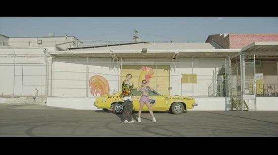 防弾少年団J-HOPE Becky Gとコラボ『Chicken Noodle Soup』フルM/V動画