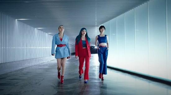 LADIES CODE、『SET ME FREE』M/V予告映像公開